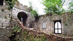 Ruthin Castle in England - Next Trip Tourism