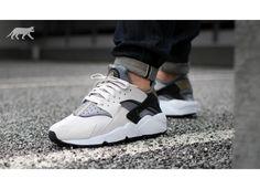 Nike Air Huarache (light ash grey / black - cool grey)