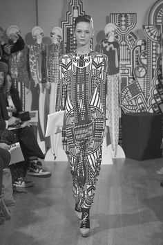 PATTERNITY // FULTON TOWERS // HOLLY FULTON