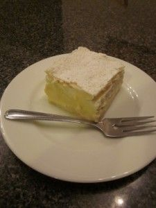 Krémeš ako z cukrárne - recept Slovak Recipes, Flan, Mousse, Recipies, Cheesecake, Pudding, Sweets, Ethnic Recipes, Basket