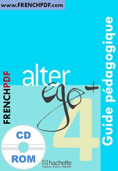 Alter Ego, Cd Audio, Dots Game, French Lessons, Learn French, French Language, Alters, Comprehension, Grammar