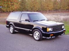 Fastest production truck in the world at the time of its release. The follow-up to the Buick Grand National Series. Based on the Chevy S-10 platform. 4.3 V6 Turbo. Faster than many supercars out of Europe. I had the great fortune to SIT in one once at the CES in Las Vegas in 1992. What a treat. It was the perfect vehicle. Basically a Grand National with more comfort and all-wheel drive. GMC could churn out some great vehicles, the problem was they were all limited editions.