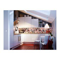 MELODI Taklampe IKEA Gir direkte belysning og egner seg godt til å lyse opp spisebord, barplater o.l.