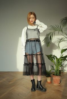 Ulzzang - Fashion - Beauty - Kpop I do NOT post pictures of myself! The girls' names are always in the tags! Korean Fashion Kpop, Korean Street Fashion, Ulzzang Fashion, Korea Fashion, Harajuku Fashion, Korean Outfits, Asian Fashion, Daily Fashion, Mode Lookbook