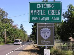 Myrtle Creek, Oregon
