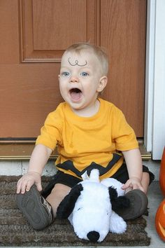 Charlie brown for Halloween!