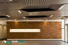 Gỗ ốp trần nhà Smartwood