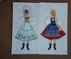 Antique Polish Folk Art Biala Podlaska 28 21 opracowanie J. Chojnacka Krakow