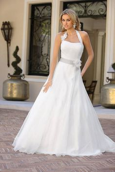 Wedding dress - wedding gown collection by Ladybird Bridal Wedding Dress Organza, 2015 Wedding Dresses, Wedding Dress Styles, Boho Wedding Dress, Bridal Dresses, Wedding Gowns, Wedding Hair, Wedding Dress Accessories, Bohemian Bride