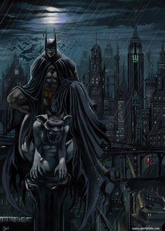 Batman http://jimjaz.deviantart.com/art/Batman-406406964