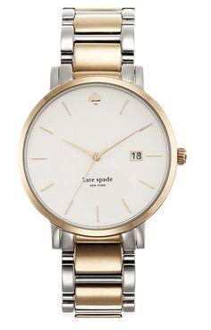Grammercy Grand bracelet watch from @katespade http://m0ve.co/1BZ2UJq