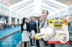 FlyFit eliminates irritation from pressure differences on the airplane in the ear. The earplugs ensure rest and relaxation during traveling and flights. Ear Pressure, Hearing Protection, Sinus Infection, Rest And Relaxation, Ear Plugs, I Don T Know, Filters, Travelling, Corks