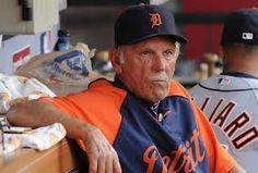 Jim Leyland, a baseball lefty, happy birthday!