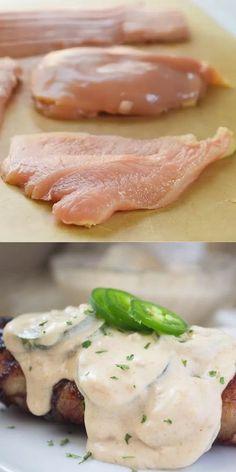 Healthy Summer Dinner Recipes, Easy Summer Meals, Healthy Eating Recipes, Quick Easy Meals, Summer Recipes, Cooking Recipes, Recipes Dinner, Easy Bacon Recipes, Low Carb Chicken Recipes