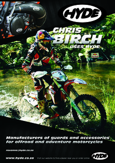 #hydeguards #dirtbikes #chrisbirch