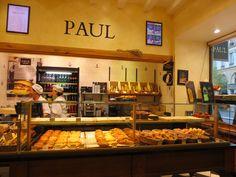 Paul Bakery, Paris, France