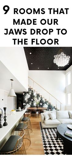 9 Rooms That Made Our Jaws Drop to The Floornat