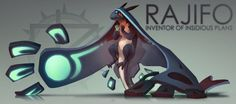 [CLOSED] Adopt auction - RAJIFO by quacknear