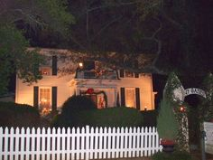 Christmas at Ivy Gates Plantation  - McCormick County, South Carolina