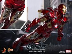 Hot Toys - Iron Man Mark 7