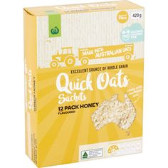 4.05 stars, 715 reviews for Woolworths Honey Oats 12 Pack on Bunch.