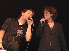 Os irmãos cantores legado de Elis Pedro Mariano e Maria Rita.