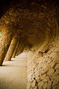 Barcelona, Spain  (Parc Guell)