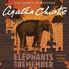 Elephants Can Remember (Hercule Poirot, #37) -Agatha Christie