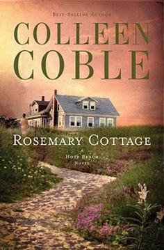 I adore Colleen Coble so Rosemary Cottage is one I had been dying to read! I love when I'm looking forward to a book and it exceeds my expectations! I knew I'd enjoy the story of Amy Lange moving to the Outer Banks because I like anything that takes place in this type of setting that reminds me of my home on the East Coast. However, I had no idea it'd be such a compelling mystery as well!