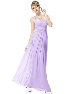 Ever Pretty Elegant V-neck Long Chiffon Crystal Maxi Evening Dress 09016, HE09016QP06, Light Purple, 4US Ever-Pretty http://www.amazon.com/dp/B008EF378U/ref=cm_sw_r_pi_dp_3Xq1tb11D96BRK6S
