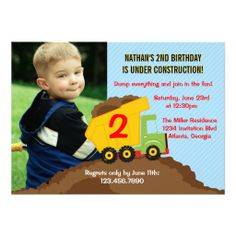 @@@Karri Best price          	Dump Truck Construction Boy Birthday Party Photo Custom Invitations           	Dump Truck Construction Boy Birthday Party Photo Custom Invitations We have the best promotion for you and if you are interested in the related item or need more information reviews from the x ...Cleck Hot Deals >>> http://www.zazzle.com/dump_truck_construction_boy_birthday_party_photo_invitation-161461215513204436?rf=238627982471231924&zbar=1&tc=terrest
