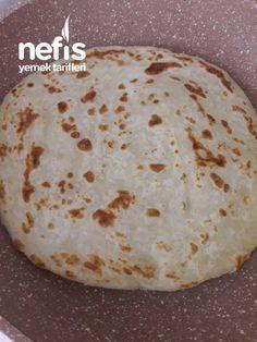 Katmer (Akşam Yoğur Sabah Pişir) – Nefis Yemek Tarifleri Food And Drink, Bread, Cooking, Ethnic Recipes, Foods, Yogurt, Kitchen, Food Food, Food Items