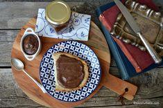 cum se face nutella de casa reteta pas cu pas Nutella, Chocolate Fondue, Deserts, Gem, Gluten Free, Sweets, Food, Cakes, Dulce De Leche