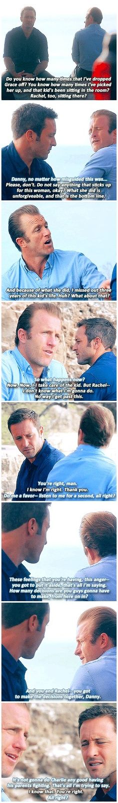 #hawaii five 0 #steve mcgarrett #alex o'loughlin #danny williams #scott caan…