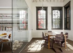 One & Co. Office: Cary Bernstein Architect.