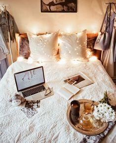 ベッドをいつも可愛く