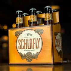 Best IPA'S In America  --  Missouri: Schlafly Tasmanian IPA   Food & Wine