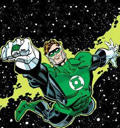 Green Lantern Hal Jordan by Jon Bogdanove