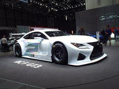 Lexus RCF GT3 #Supercars #MegaAutos