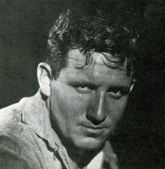 Rugged instead of pretty, a man's man, tortured, complicated, All-American male -- this is Spencer Tracy ... and Griffin Shaw.