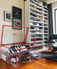 Rate this sneaker room from Photo Cred:… Discover recipes ...