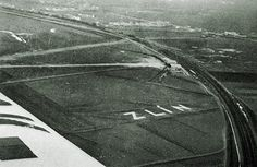 Bata Airport Zlin, foto T.K. Divíšek 1932