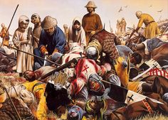 Wayne Reynolds - Después de la batalla del Manantial de Cresson, 1187 dC.