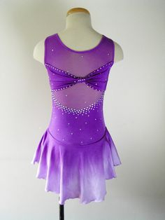 Custom Figure Skating Competition Dress by UnionBeautiful on Etsy