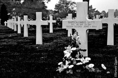 Francia Normandia Omaha Beach Cimitery
