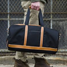 Selected American-made bags fit for everyday carry or a weekend away