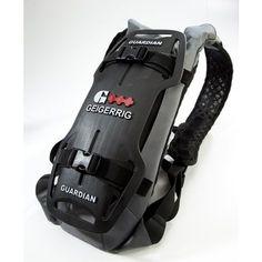 Geigerrig The Rig GUARDIAN Pressurised Hydration Backpack 2L Bladder