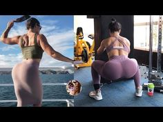 Fitness Girls, Suse Urrutia show how to stay beautiful and in shape. Video demonstrations of every workout! Fitness Tips, Fitness Motivation, Gym Video, Glute Bridge, Thigh Exercises, Workout Videos, Workout Routines, Workout Plans, Booty