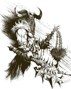 Diablo 3 - Barbar