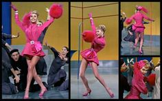 """Danny Kaye, Vera Ellen and dancers in White Christmas scene with the song """"Choreography"""", costumes designed by Edith Head. Vera Ellen, White Christmas Movie, Christmas Movies, Christmas Photos, Christmas Holidays, Golden Age Of Hollywood, Vintage Hollywood, Classic Hollywood, Hollywood Fashion"""
